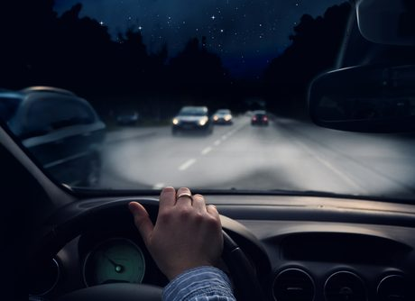 drive safely at night