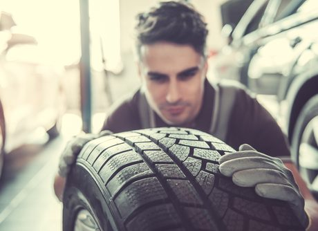 maintain car tires