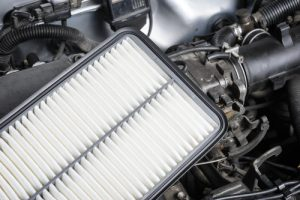 change air filter for car