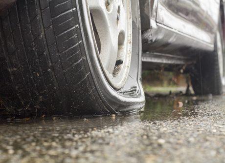 prevent flat tires